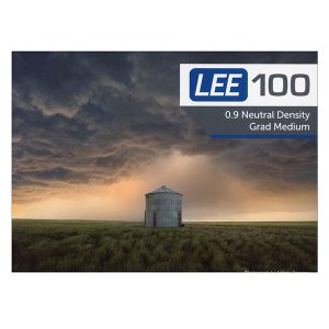 LEE100 ND Medium Grad filters 100x150mm