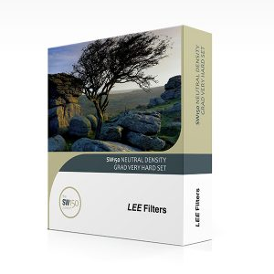 LEE SW150 ND Very Hard Grad filters