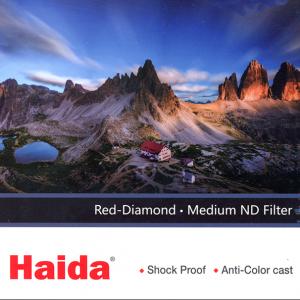 Haida M8 84x100mm Red Diamond Filters