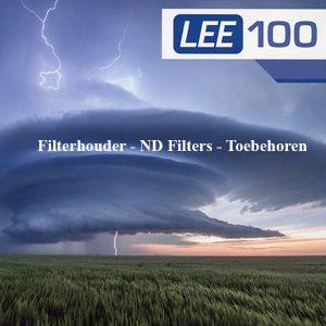 LEE100 systeem, Filterhouder en filters